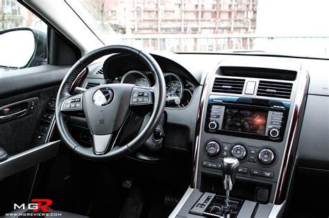 mazda cx9 interior review 2013 mazda cx 9 m g reviews