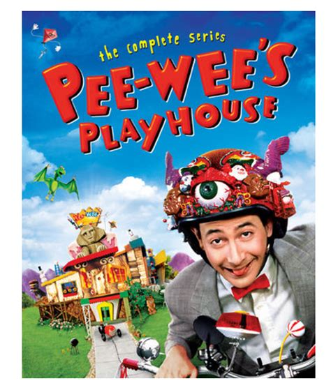 don t forget t rexter series books wee s playhouse the complete series gift idea