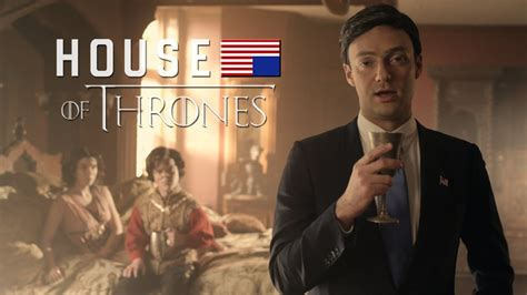 house of thrones house of thrones game of thrones meets house of cards parody quiznos toasty tv