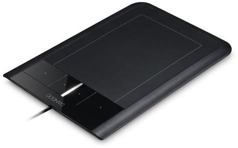 Touchpad Eksternal wanted wacom bamboo touch pad