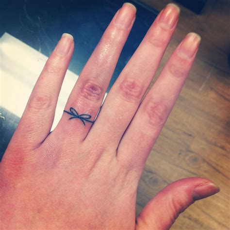simple tattoo band my wedding band i ve always been in love with the idea of