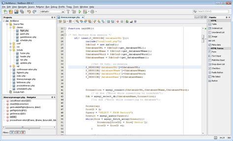 netbeans tutorial for php netbeans ide html5 javascript 8 1 pobierz za darmo