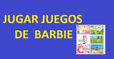 juegos de barbie gratis juegos de gratis fan de juegos juegos de amor juegos de