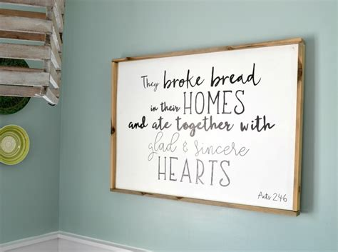 printable quotes for wooden signs how to make a wood sign with a custom quote and wood frame