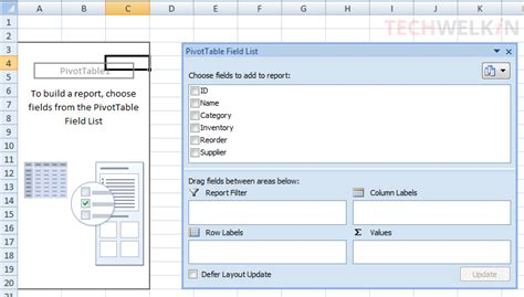 why we use pivot table in excel pivot table tutorial and exles in excel