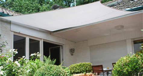 terrasse regenschutz regenschutz sonnensegel markise