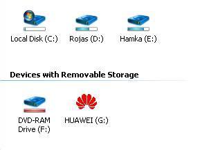 Handphone Huawei U1280 migphone huawei u 1280 review s