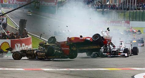 imagenes asombrosos accidentes f 243 rmula 1 los 10 peores accidentes de fernando alonso