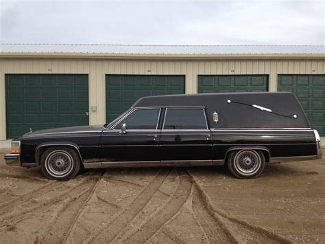cadillac fleetwood 1985 1985 cadillac fleetwood hearse for sale