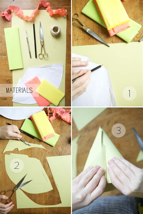 How To Make A Paper Birthday Hat - diy hat the daily swag