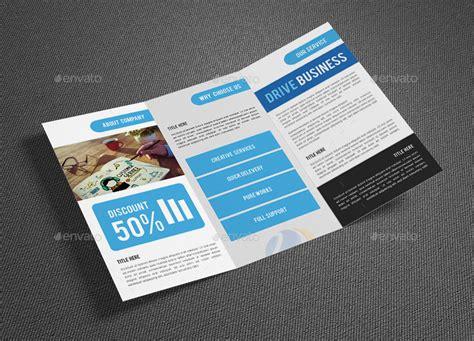 Modern Tri Fold Brochure Template Design By Graphicsdesignator Graphicriver Modern Tri Fold Brochure Template
