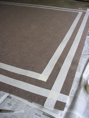 Painting An Outdoor Rug How To Paint An Indoor Outdoor Rug Diy Design Indoor Outdoor Rugs And Outdoor Rugs