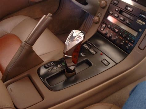 Levoc Shift Knob by Fs Sc400 Sc300 Levoc Auto Shift Knob Clublexus Lexus Forum Discussion