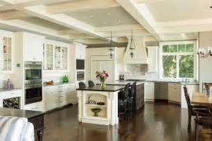 Open Kitchen Design With Island open kitchen design ideas with living and dining room