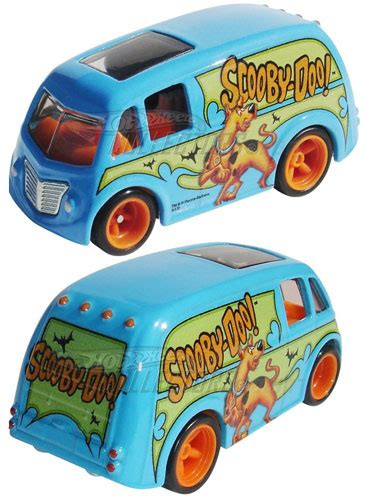 Wheels Scooby Doo D Livery d livery scooby doo warehouse