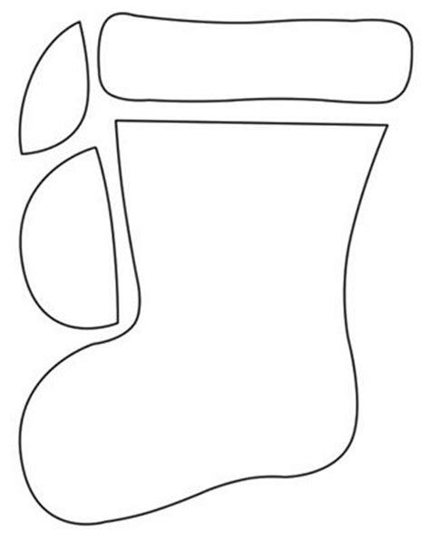 cut out pattern for christmas stocking a scrap of time free christmas stocking paper piecing