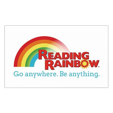 reading rainbow new year zazzle book club reading rainbow zazzle