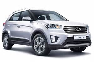 hyundai new suv car new hyundai creta suv gets 10 000 confirmed purchase interests