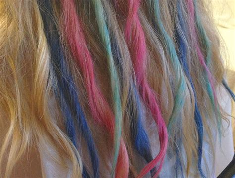 hair chalking a new look at diy hair color stylenoted how to chalk your hair and whether you should diy