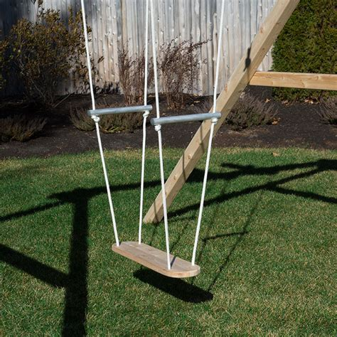 swing board triumph play systems swings slide options