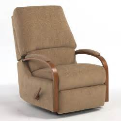 pike swivel rocker recliner