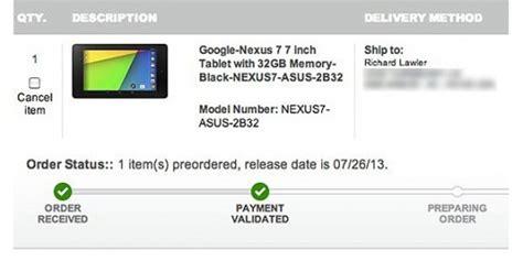 nexus tablet best buy best buy ju綣 realizuje zam 243 wienia na nowego nexusa 7