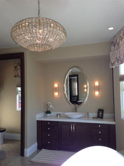 Bathroom Houzz Bathroom Lighting 30 Lighting A Bathroom Traditional Bathroom San Diego