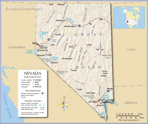 nevada on us map las vegas vacation ideas in usa map nevada world maps