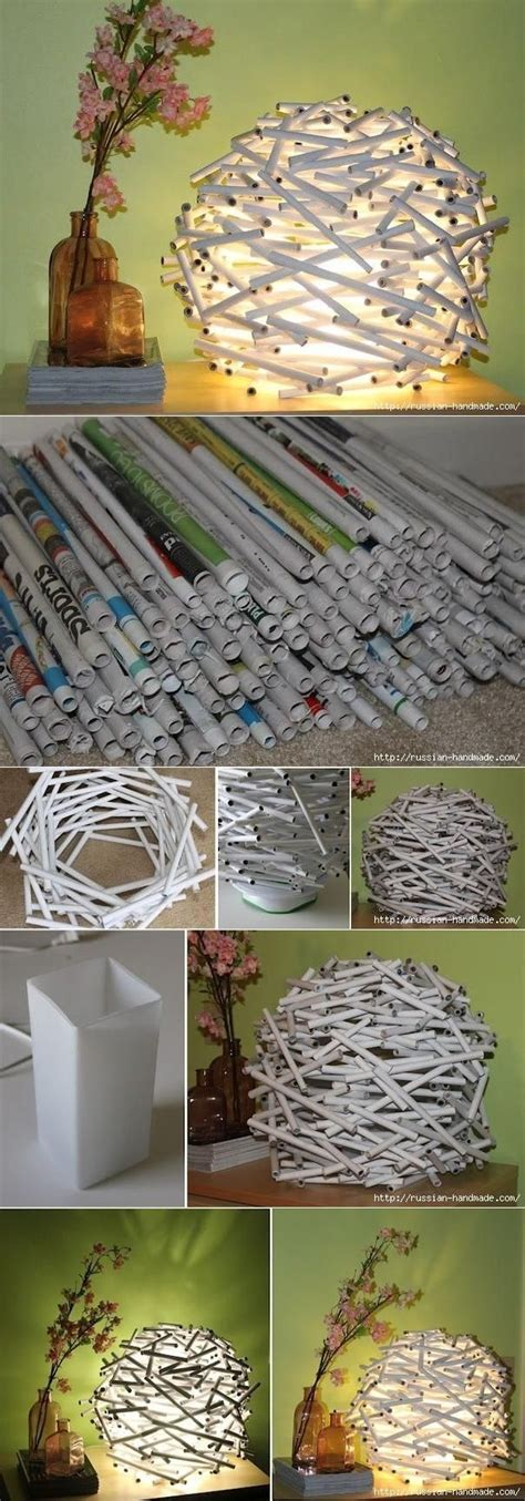 Recycled Paper At Home - best out of waste 7 diy ideas for newspaper recycling