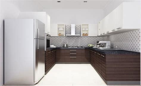 C Shaped Modular Kitchen Designs   [peenmedia.com]