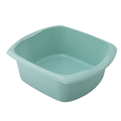 addis large plastic rectangular washing up kitchen sink addis plastic large rectangular duck egg blue washing up