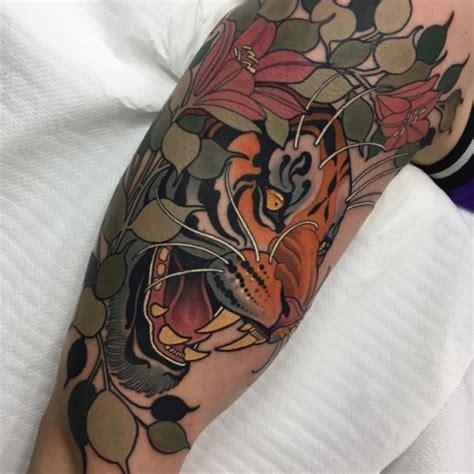 tiger tattoo tumblr tiger