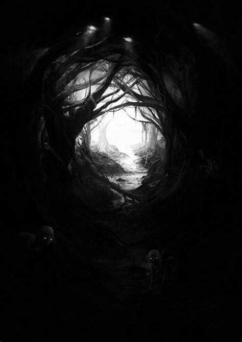 creepy path | Tumblr