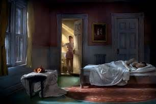 Photography In Bedroom Composite Photographs Inspired By Edward Hopper