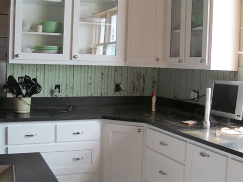 Backsplash For Kitchen With White Cabinet by Our Kitchen Backsplash Saga Living Vintage