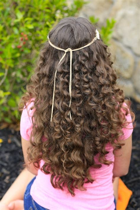 curly hairstyles for long hair no heat cute s hairstyles no heat curls hairstyles by unixcode