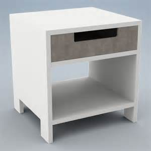 parker nightstand modern nightstands and bedside