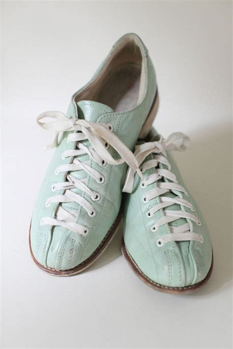 flat green bowling shoes 14 best bowling images on bowling shoes retro