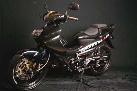 gambar foto yamaha jupiter z modif modification 2008