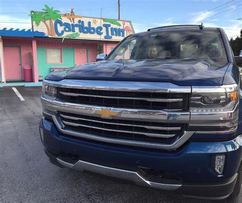 Review 2016 Chevrolet Silverado 1500 High Country 4wd