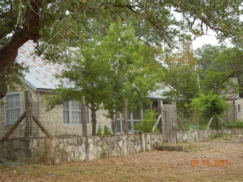 Comal County Property Records Comal County Historical Commission Pantermuehl House