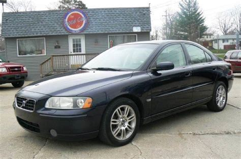 how petrol cars work 2006 volvo s60 electronic valve timing 2006 volvo s60 awd 2 5t 4dr sedan in fenton mi good car company