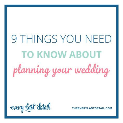 your bridal style everything you need to to design the wedding of your dreams books 9 things you need to about planning your wedding