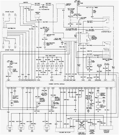 starter for 1994 toyota camry wiring diagrams wiring diagram