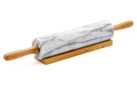 Yellow Livingroom marble rolling pin white rolling pins from one kings lane