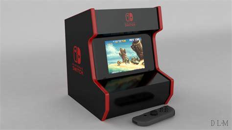 Der Allgemeine Nintendo Switch Quot Thread Seite 1 690 Allgemein Ntower Nintendo Switch Arcade Cabinet Template