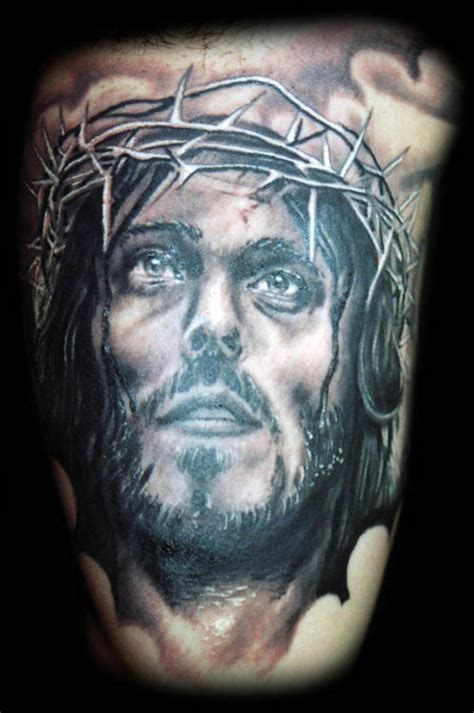 jesus tattoos jesus tattoos designs ideas and meaning tattoos for you