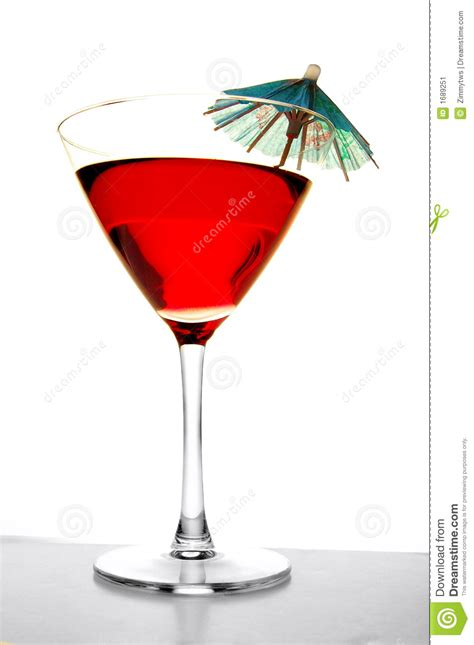 martini tropical tropical umbrella drink stock image image of booze