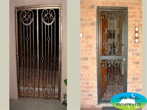 security doors 28 able gates fencing cc