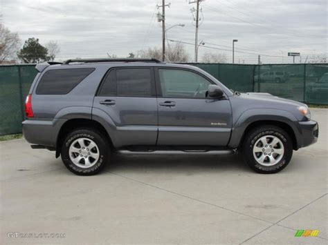 Toyota 4runner 2009 Galactic Gray Mica 2009 Toyota 4runner Sport Edition